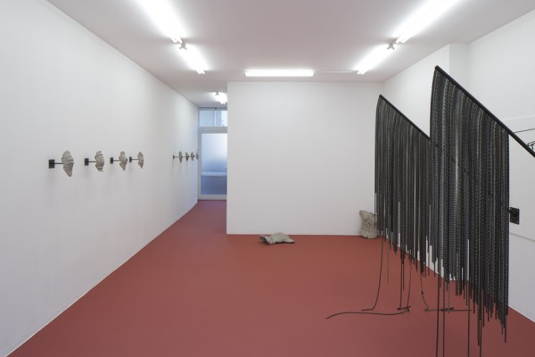 Installation view Come As We Are, 2012, Marion Scharmann, Cologne
